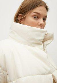 Violeta by Mango - NELA - Winter jacket - ecru - 3