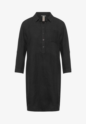 Shirt dress - grau