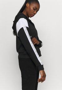 Fila - LAIN - Zip-up hoodie - black - 3