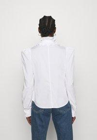 Custommade - BLANCA - Blouse - bright white - 2