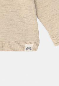 Lindex - UNISEX - Cardigan - light beige - 2