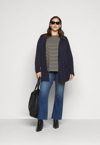 MY TRUE ME TOM TAILOR - Cardigan - sky captain blue