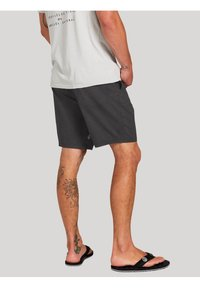 Volcom - MONGROL  - Shorts - dark_charcoal - 0