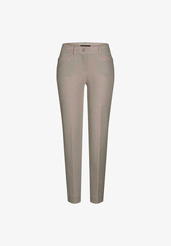 RENIRA - Trousers - beige
