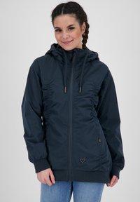 alife & kickin - Outdoor jacket - marine - 0