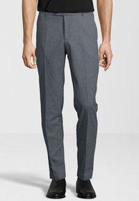 Cinque - HOSE CIBRAVO - Suit trousers - marine - 0