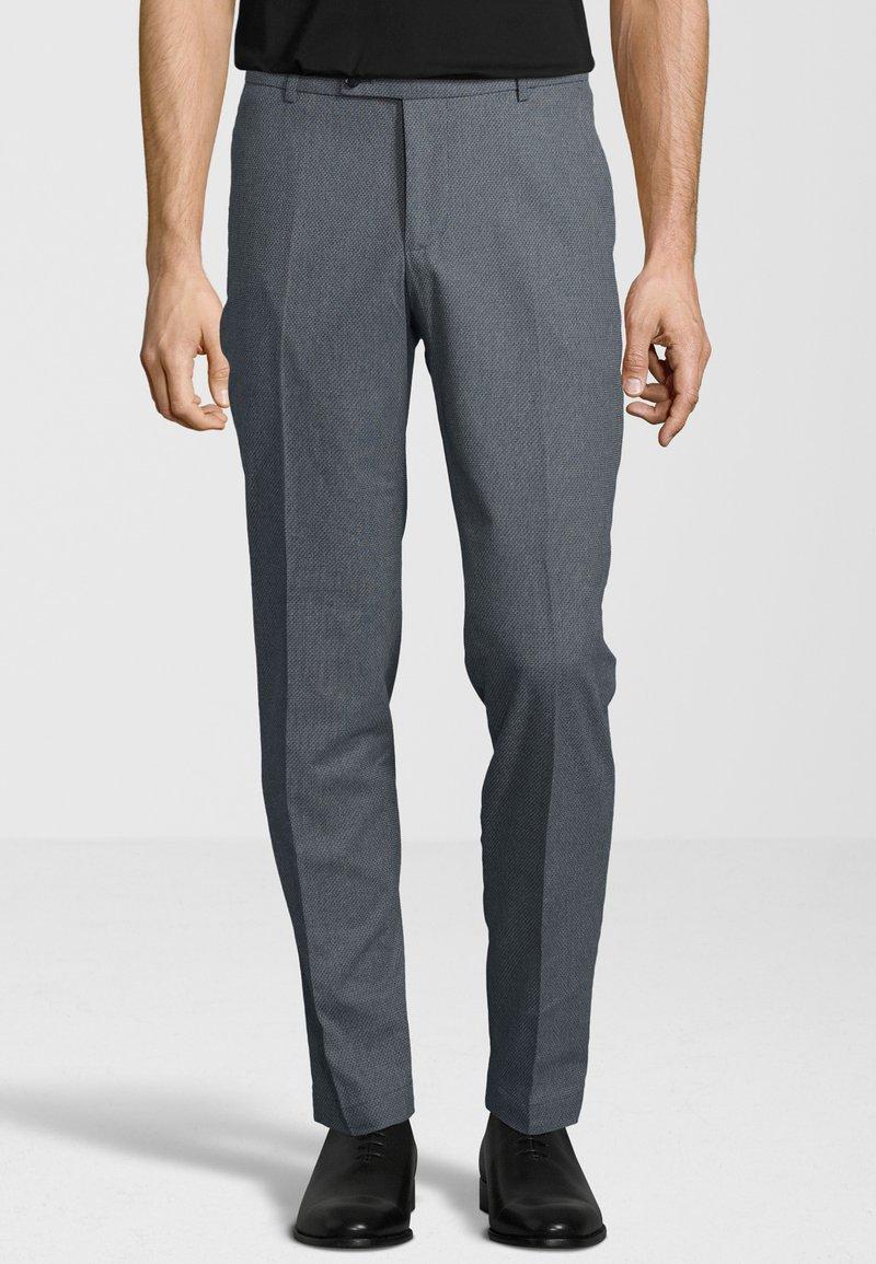 Cinque - HOSE CIBRAVO - Suit trousers - marine