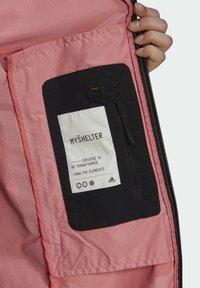 adidas Performance - MYSHELTER 4IN1 - Parka - pink - 3
