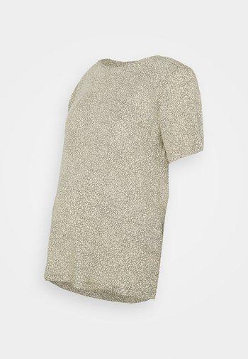 PCMNYA - Print T-shirt - shadow