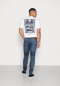 Pepe Jeans - HATCH POWERFLEX - Slim fit -farkut - dark used - 2