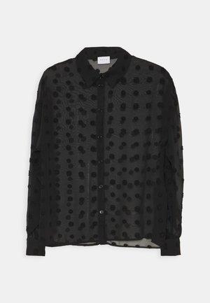 VIDOTSI - Skjortebluser - black