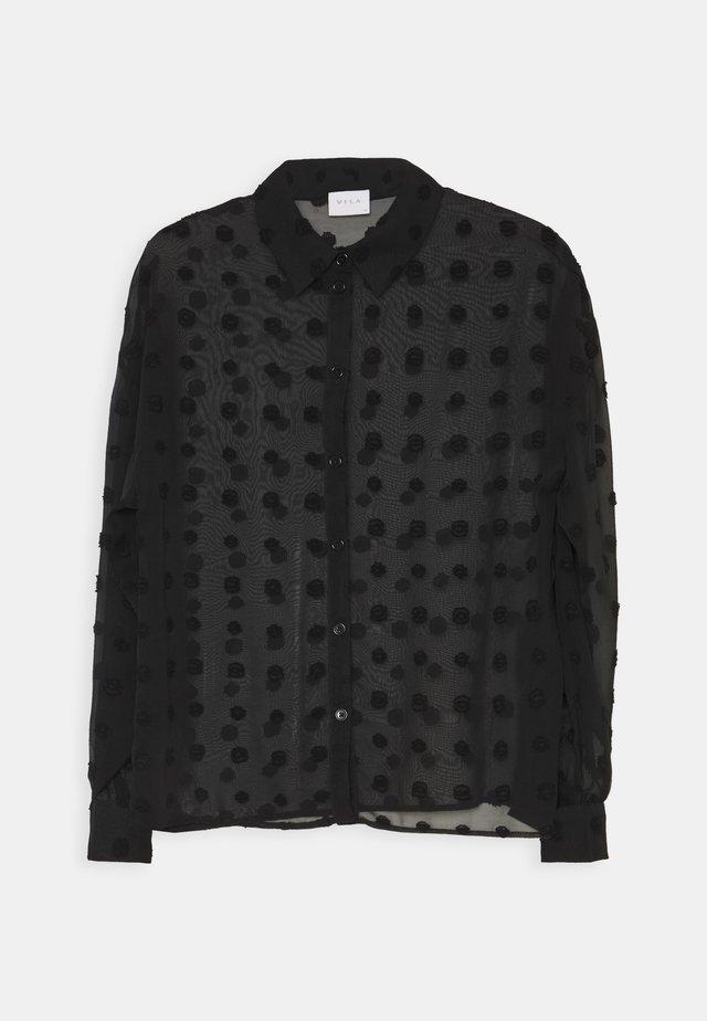 VIDOTSI - Camicia - black
