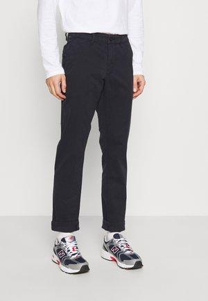 Modern - Trousers - navy