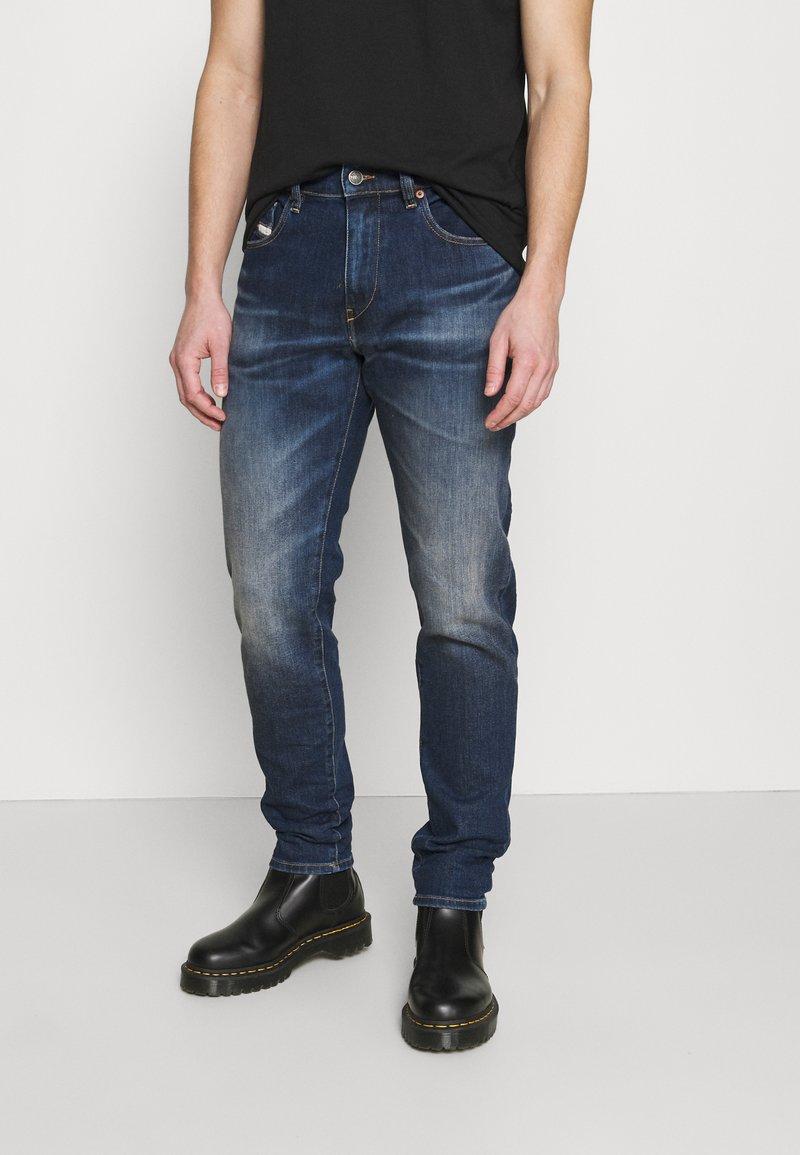 Diesel - D-STRUKT - Jeans Skinny Fit - dark blue  denim