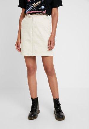 PCELINA SKIRT - A-line skirt - almond milk
