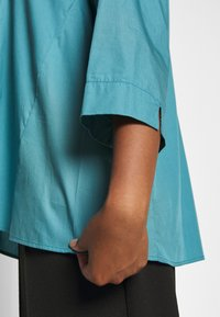 Persona by Marina Rinaldi - BALSA - Button-down blouse - turquoise - 3