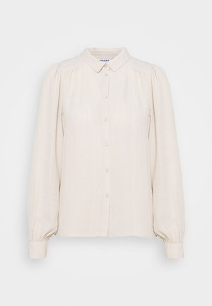 VMNOVA - Button-down blouse - oatmeal