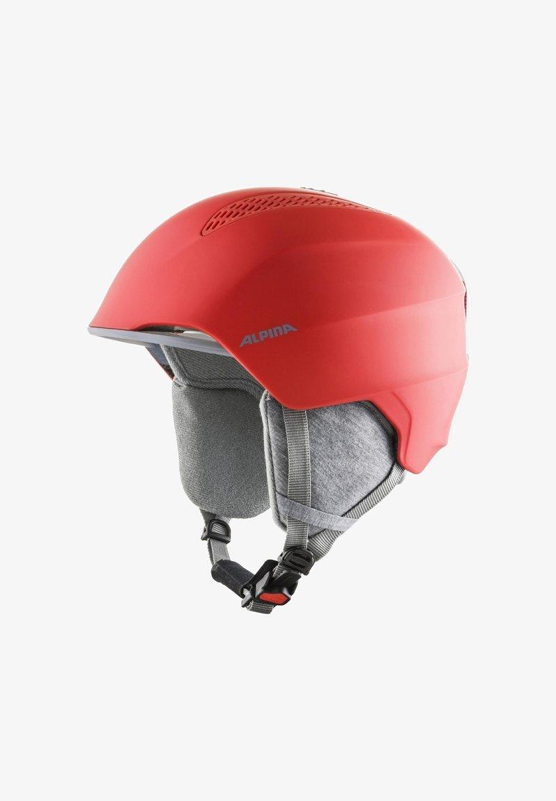 Alpina - GRAND JR - Helmet - red