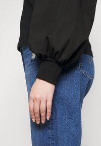 Pieces Curve - PCMERVE - Sweatshirt - black - 4