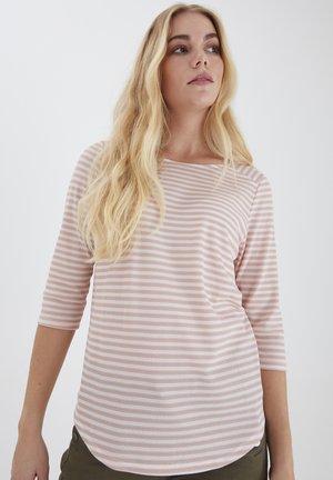 FRPEJACQ 1 - T-shirt à manches longues - misty rose mix
