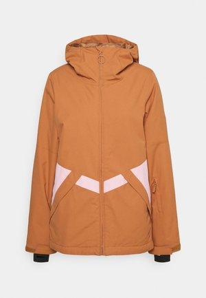 GOOD LIFE - Snowboard jacket - bronze