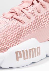Puma - CELL PHASE - Nøytrale løpesko - bridal rose/pastel parchment - 5