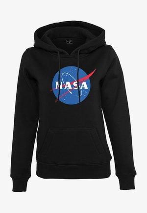 NASA INSIGNIA - Hoodie - black