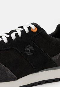 Timberland - MIAMI COAST - Trainers - black - 5