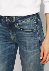 G-Star - MID SKINNY ANKLE - Jeans Skinny Fit - faded azurite - 4
