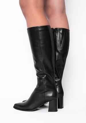ROVELLO - High heeled boots - czarny