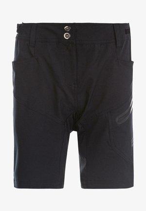 ENDURANCE JAMILLA - Sports shorts - black