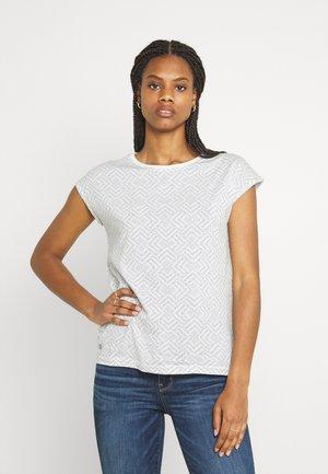 DIONE PRINT - Print T-shirt - white