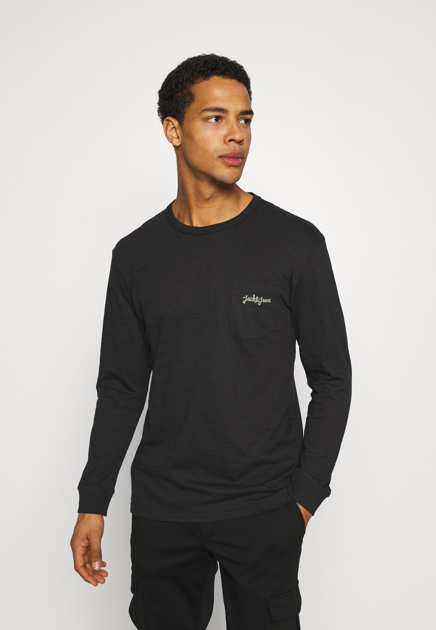 Men JORSTOCKHOLM CREW NECK - Long sleeved top