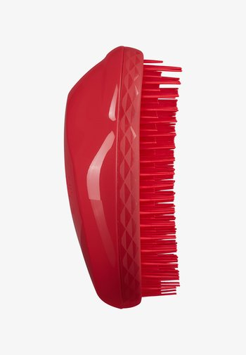 THICK & CURLY - Brush - salsa red
