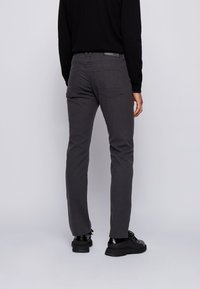 BOSS - DELAWARE3-1-20+ - Slim fit jeans - dark grey