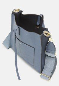 Abro - RAQUEL SET - Across body bag - blueberry - 2