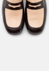 Jonak - FRIPOUILLE - Platform heels - marron/beige - 5