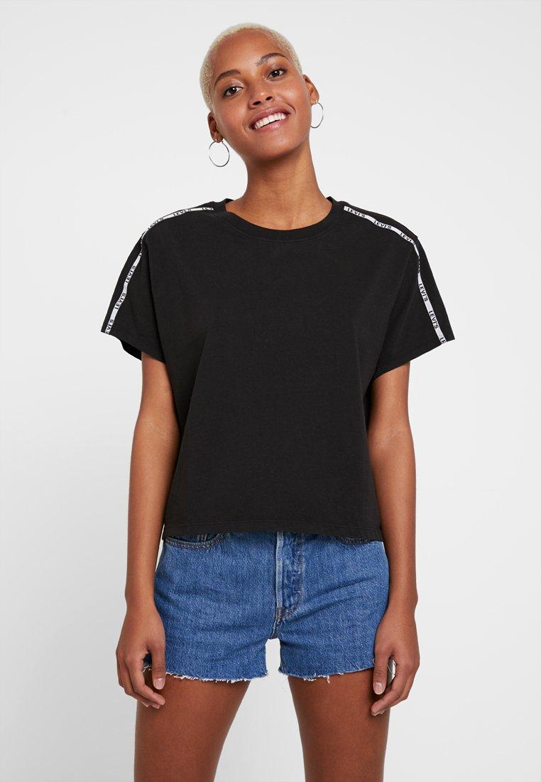Levi's® - VARSITY TEE - Print T-shirt - meteorite
