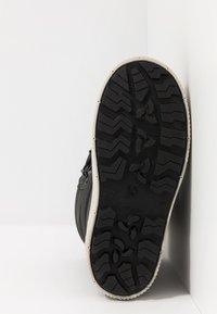 Friboo - Winter boots - black/green - 5