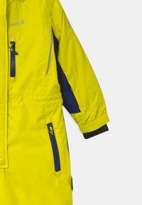 Kamik - LAZER UNISEX - Snowsuit - lime - 4