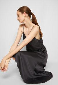 MM6 Maison Margiela - DRESS - Cocktail dress / Party dress - black - 5