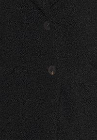 VILA PETITE - VILIOSI TEDDY PETITE - Classic coat - black - 2