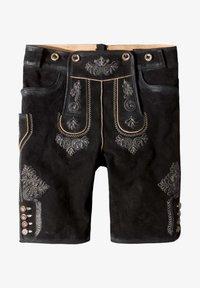 Stockerpoint - BEPPO - Shorts - black - 8