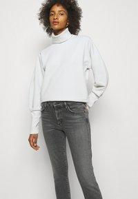 Agolde - DUET SOPHIE ANKLE - Jeans Skinny Fit - washed grey - 3