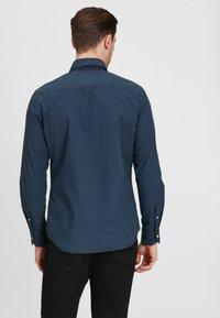 PROFUOMO - SLIM FIT  - Shirt - navy - 2