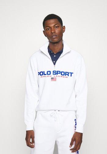 SPORT - Sweatshirt - white