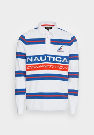 ESTEBAN RUGBY - Polo shirt - white