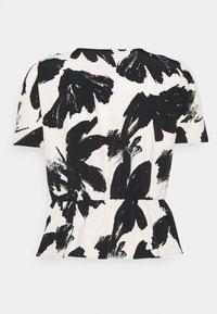 Morgan - Blouse - black/white - 1