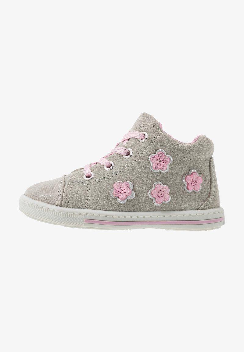 Lurchi - BEBA - Baby shoes - grey
