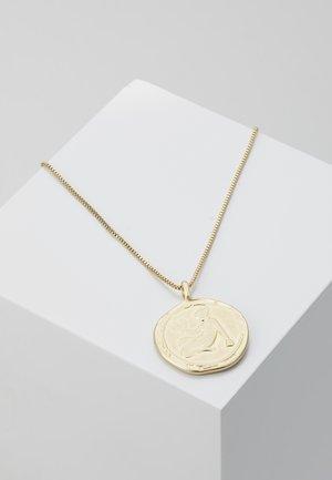 NECKLACE LIBRA ZODIAC SIGN - Náhrdelník - gold-coloured